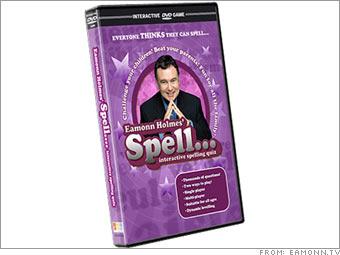 Spelling DVD